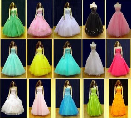 Significado Del Color De Los Vestidos De 15 Años