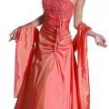 Vestido de 15 años Rosa tornasol