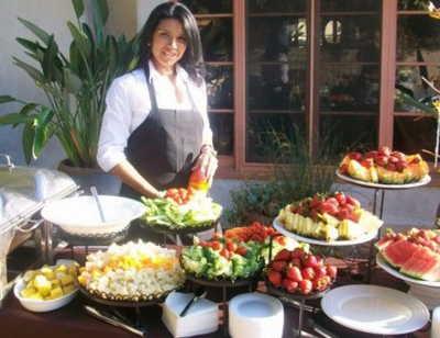 catering de 15 años