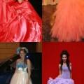Los más modernos vestidos de 15 años diseños Mariana Irrera