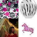 Decoraciones para 15 años de Animal Print
