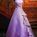 Vestido de 15 años color lila