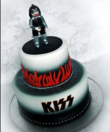 Queen Band Cake Decorations