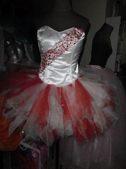 vestido de River