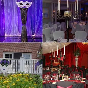 Decoraciones para quincea era de m scaras - Mascaras venecianas decoracion ...